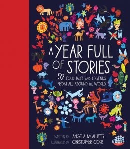 a year full of stories 52 folk tales