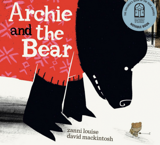 archie and the bear cbca notable
