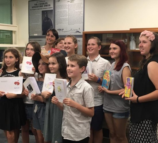 Ballina Young Writers Masterclass