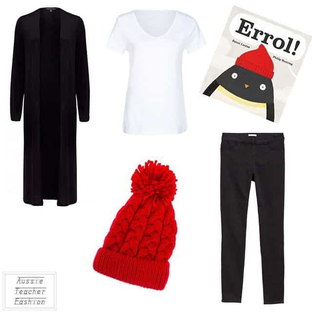 Book Week Errol costume