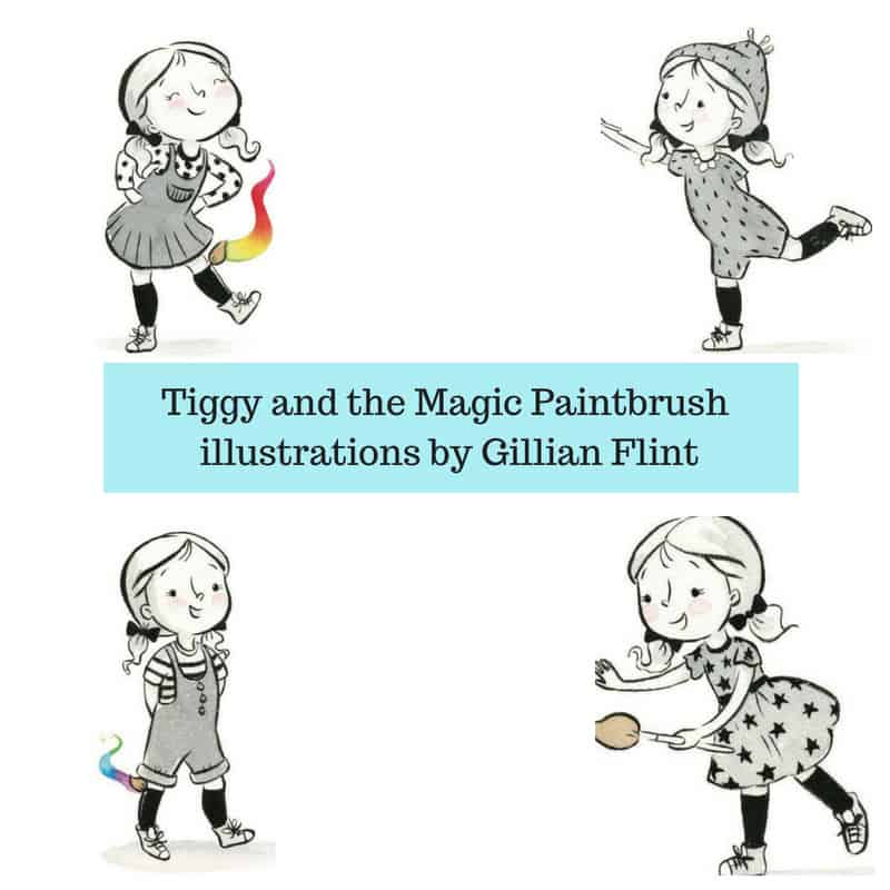 tiggy and the magic paintbrush