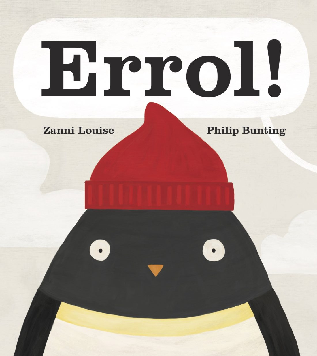 Errol! Picture book with Philip Bunting